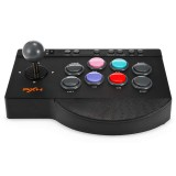 PXN PXN-0082 Fighting Arcade Game Controller Joystick Rocker for Computer PCPS3 4 for Xbox One for Nintendo Switch Game Console Android Mobile Phone TV Box