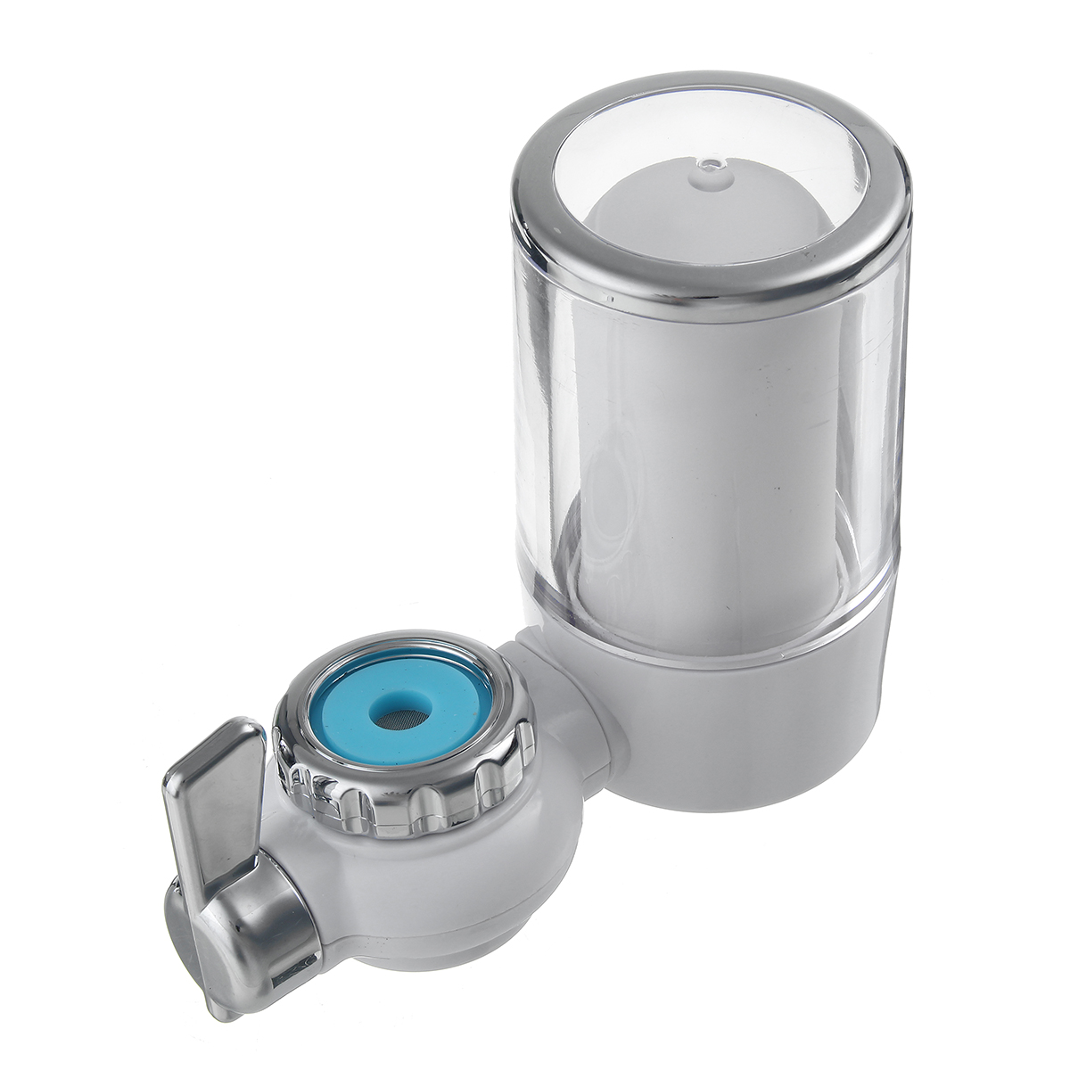 Faucet Water Filter Kitchen Sink Mount Filtration Tap Purifier Cleaner