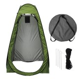 IPRee Fully Automatic Open Shower Toilet Tent Outdoor Bathing Tent Single/Double People Fishing Swimming Camping Sunshade Canopy