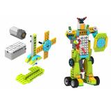 XIAO R Robot Master DIY Programmable RC Robot Kit APP/Stick Control STEAM Educational Kit