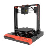 Easythreed K3 3D Printer Kit 150X150X150mm Print Size with Hotbed Detachable Magnetic Platform/Slicing Software(Easyware KS)/Four Keys Control