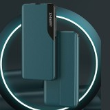 Bakeey for Samsung Galaxy A20S Case Magnetic Flip Smart Sleep Window View Shockproof PU Leather Full Cover Protective Case