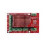 Prototype GPIO Expansion Board Multifunctional Expansion Board Shield Module for Raspberry Pi 4/3B+