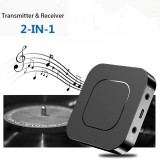 Bakeey 2 in 1 Audio Transmitter bluetooth 5.0 Receiver TV Computer Speaker Car Adapter Stereo Wireless Audio 3.5mm AUX Jack RCA Adapter