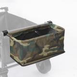 IPREE Garden Utility Wagon Cart Tail Pocket Trolley Cart Storage Bag For Garden Utility Wagon Cart