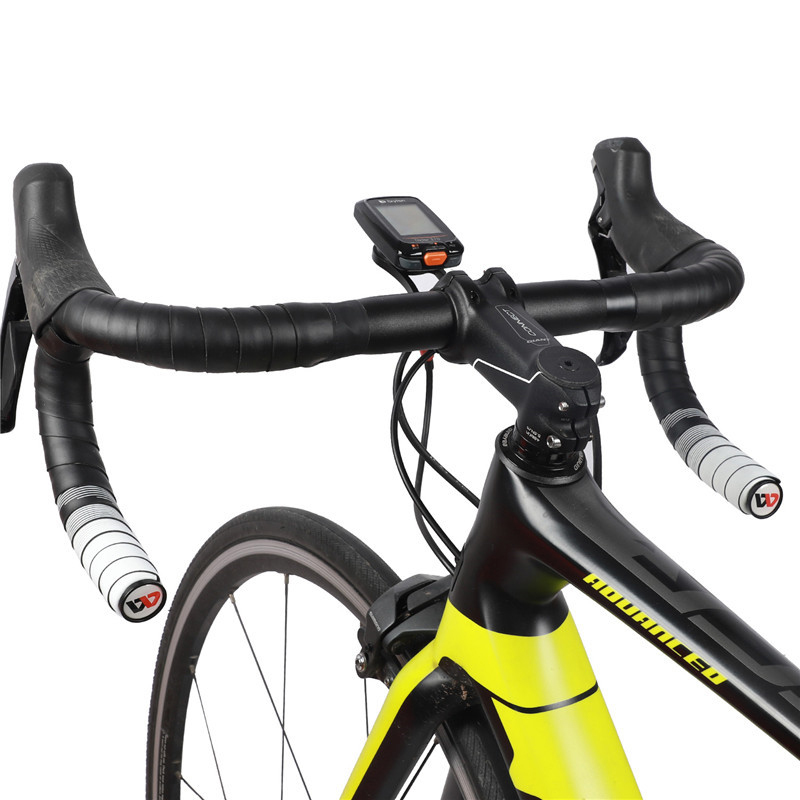 WEST BIKING 2PCS Multifunctional Bicycle Handlebar Tape EVA Belt With 2 Bar Plugs Anti-slip Soft MTB Road Bike Handlebar Tape