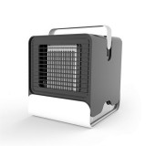 Mini Portable Air Conditioner Night Light Conditioning Cooler Humidifier Purifier USB Desktop Air Cooler Fan With Water Tanks