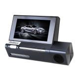 A6s Car Dash Camera Hidden Vehicle Monitor HD 1080P Dashcam Video Recorder Camcorder Motion Detection