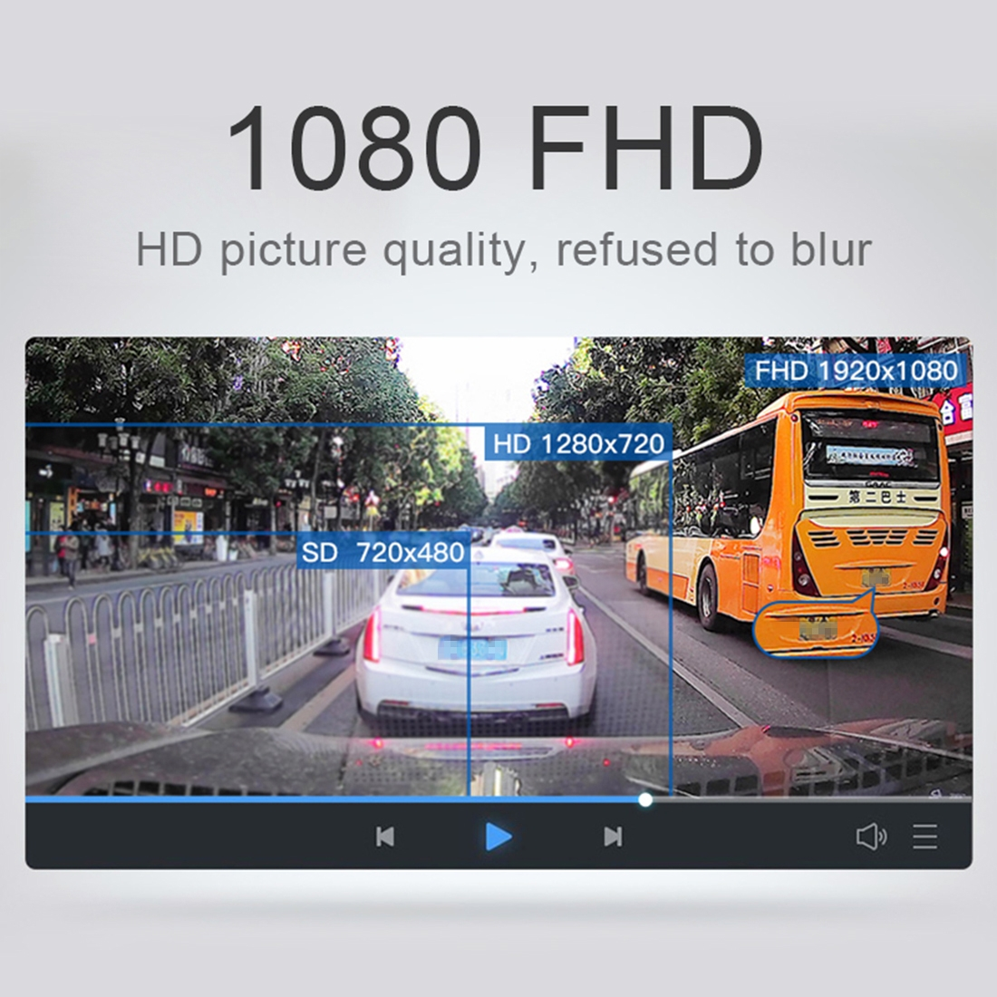 E5 Mini Car Dash Camera Hidden Vehicle Monitor HD 1080P Dashcam Video Recorder Camcorder Motion Detection