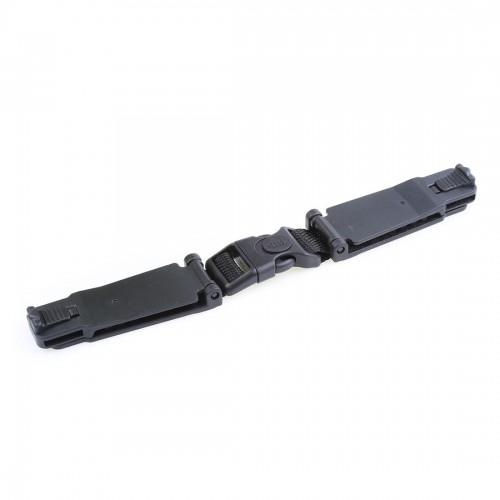 5cm Car Child Shoulder Seat Belt Adjuster Kid Seat Belt Buckle Style