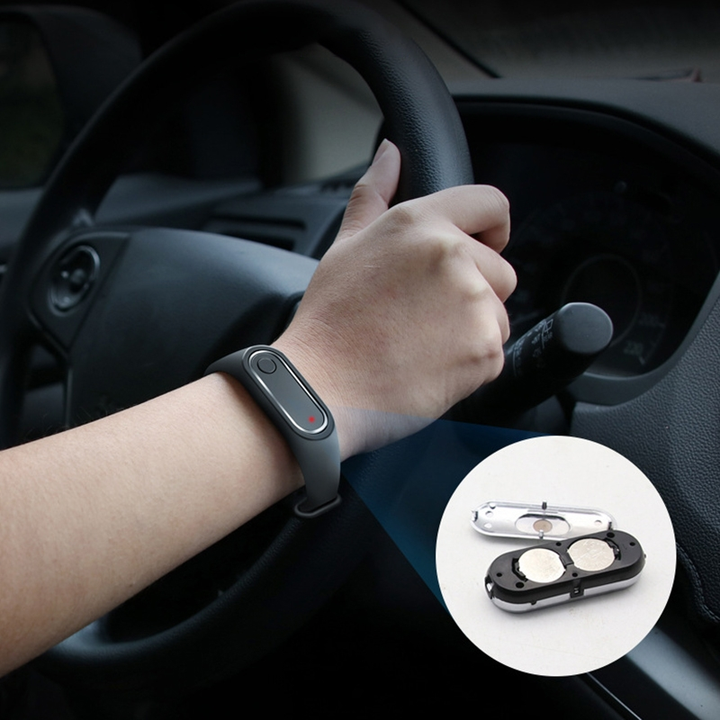 Car Door Static Elimination Bracelet Anti-static TPU Bracelet