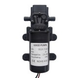 Diaphragm Reflux Mini Electric Water Pump 29W High Pressure Self-priming Water Pump for Car Washing / Irrigation, Voltage: 12V