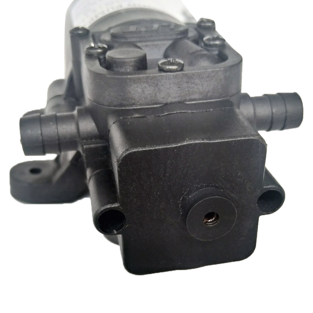 Diaphragm Reflux Mini Electric Water Pump 29W High Pressure Self-priming Water Pump for Car Washing / Irrigation, Voltage: 12V