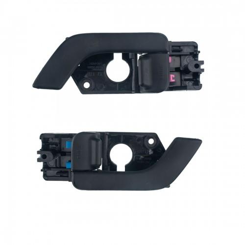2 PCS Car Inner Door Handle 8261/20-2C000 for Hyundai Tiburon 2003-2008