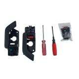 2 PCS Car Inner Door Handle 82610-2C000/82620-2C000 for Hyundai Tiburon 2003-2008 with Tool Kit