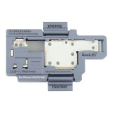 Qianli iSocket 3 In 1 Motherboard Layered Test Frame Upper Lower Layers Logic Board Function Fast Test Holder For iPhone X / XS / XS Max