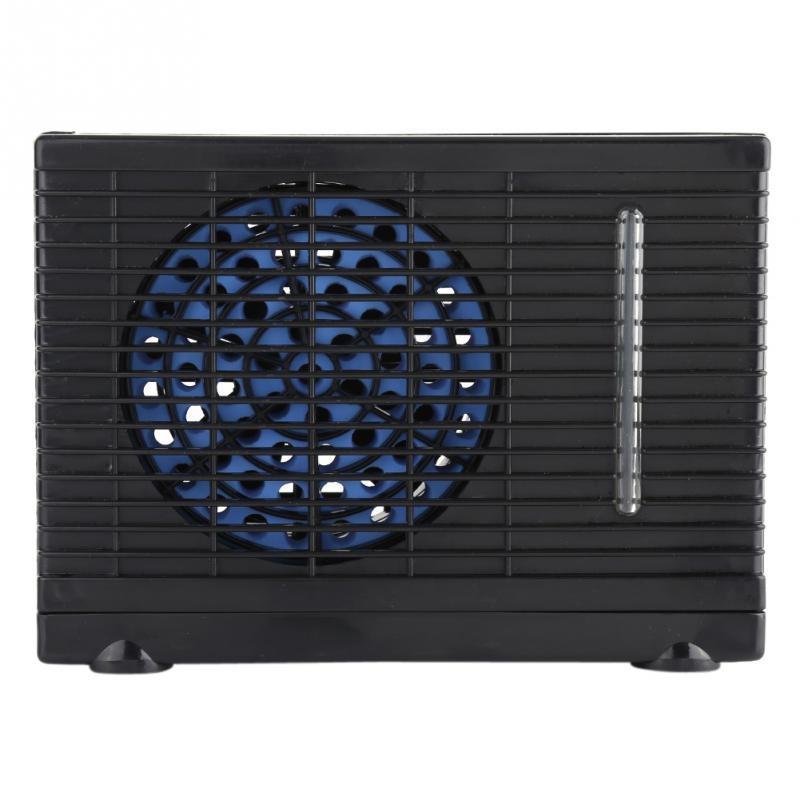 24V Large Truck Model Car Air Conditioner Fan Water Refrigerator Fan Car Water Cooler Fan Car Cooling Fan