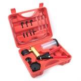 Manual Vacuum Pump Automobile Detector Repair Tool Automobile Brake Fluid Replacement Tool