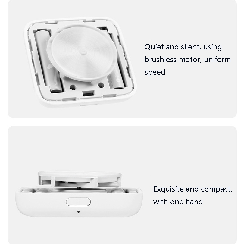 Car Aroma Diffuser Small Mini Portable Fragrance Diffuser Indoor Air Purification Waterless Silent Diffuser, Color: White (Complete Set)