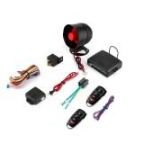 2 Set One-Way Car Anti-Theft Alarm Mobile Phone APP Control Anti-Theft Alarm