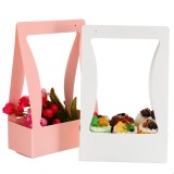 Paper Cake Gift Box Candy Cookie Flower Envelope Wrapping Party Wedding Foldable