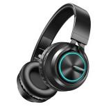Headphones Wireless bluetooth Headphones Foldable Headset Stereo Super Bass Stereo HIFI V4.2 Over-Ear Headset Earphones