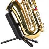 Foldable Portable Alto Tenor Saxophone Stand Sax Tripod Holder Instrument Accessories