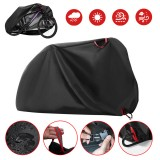 4-Sizes Bicycle Bike Cover Waterproof Snow Cover Rain UV Protector Dust Shield for Scooter Bike Rain Dustproof Cover