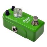 AZOR AP-309 Chorus Mini Guitar Effect Pedal Chorus Pedal Effect Guitar Pedal Accessories Guitar Parts Micro Chorus Pedal