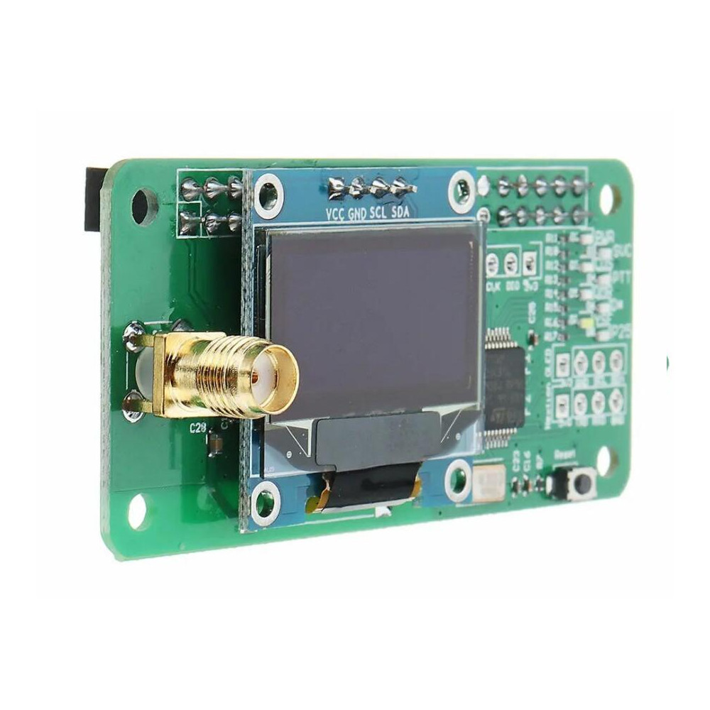 MMDVM Relay DMR P25 YSF DSTAR Digital Radio Gateway Wireless Hotspot+OLED Aluminum Shell Optional