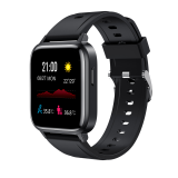 [Body Temperature Monitor] Bakeey GT01 Full Touch Screen bluetooth 5.0 Wristband Heart Rate Blood Pressure Oxygen Monitor Dial Push IP68 Waterproof Smart Watch