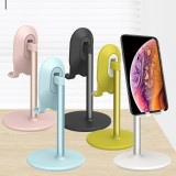 Bakeey Universal Desktop Height Adjustable Telescopic Phone Holder Phone Mount Tablet Stand for 3.5-12.9″ Smart Phone Tablet for POCO X3 NFC for Samsung Galaxy Note S20 ultra