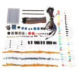KW Electronic Components Base Kit with 17 Classes Breadboard Components Set Geekcreit for Arduino – products that work with official Arduino boards