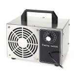 24g/h 110V/220V Ozone Generator Commercial Air Filter Purifier Fan Disinfection Machine