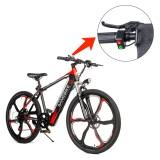 SAMEBIKE Universal Bike Brake Lever Bicycle Cycling Variable Speed Racing Brake Lever Bicycle Brake Handle Bike Part