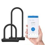 Yeelock Intelligent U Lock Sliding Door Car Motorcycle Bike Padlock Window Password Waterproof To Phone APP Smart Remote