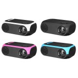 Mini projector Support 1080P Wireless HD USB Portable Cinema Projector Home Theatre System Support 3D Movie Household Projector