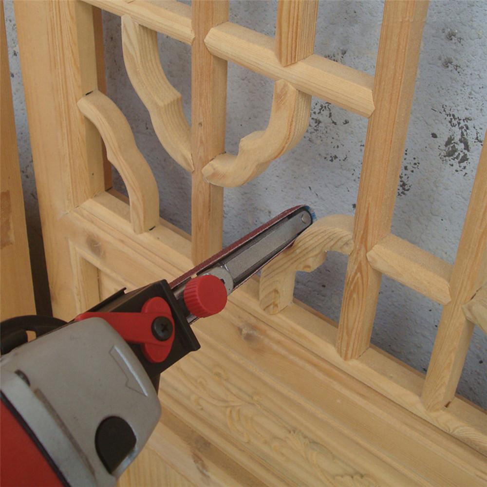 Sanding Belt Adapter Changed 115/125mm Angle Grinder into Sander Sanding Machine