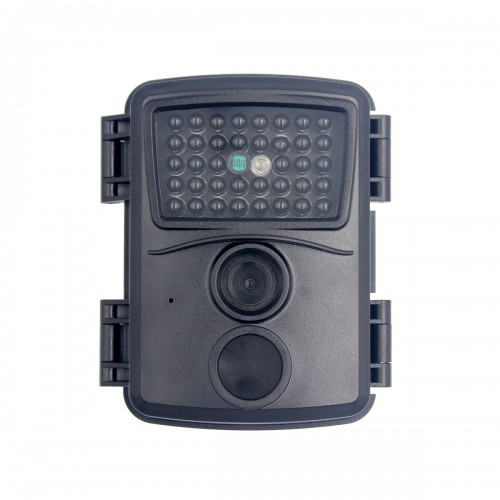 PR600B 12MP 1080P Night Vision Waterproof Hunting Camera 0.8s Trigger Time Recorder Wildlife Trail Camera for Home Security and Wildlife Monitoring