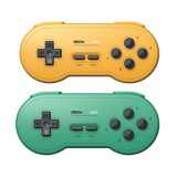 8Bidto SN30 Retro Wireless bluetooth Gamepad Game Controller Handle With Joystick Switch Game Host For iPhone 12 12Pro Huawei P40 Mate Pro