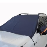 Universal Car Windshield Snow Cover Ice Protector SUV Truck Frost Guard Window Sun Shade