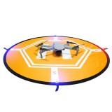 Night Flight LED Parking Pad Apron for FIMI X8 SE 2020/DJI Mavic Air/Mavic Mini/Mavic Pro 2