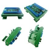 R4D1C32 12V 32 Channel DIN Rail RS485 Controller Modbus RTU Protocol Remote PLC Expansion Board