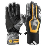 ROCKBROS Warmth Cycling Gloves Winter Windproof Waterproof MTB Bike Gloves TPU Touch Screen Glove Electric Scooter Accessories