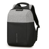 Mark Ryden MR6768 15.6 inch Backpack Anti-Theft USB Rechargeable Backpack Male Business Laptop Bag