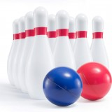 12pcs Kids Bowling Set Early Education Children's Outdoor Games Bowling Toys Christmas Party Birthday Creative Gift