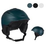 COPOZZ Snowboard Ski Helmet Safety SKiing Goggles Glasses Integrally-molded Breathable Hat Skateboard Skiing Helmet for Men Women