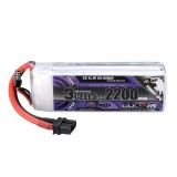 CODDAR 11.1V 2200mAh 120C 3S XT60 Plug High Discharge Lipo Battery for RC FPV Drone