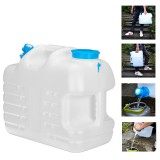 16/25/31L Water Container Water Bag Multifunction Drinking Water Storage Bottle Camping Hiking Survival