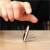 Flipo Flip Quadrilateral Zinc Alloy Decompression Artifact Metal Fingertip Decompression Toy Desktop Flip Toys